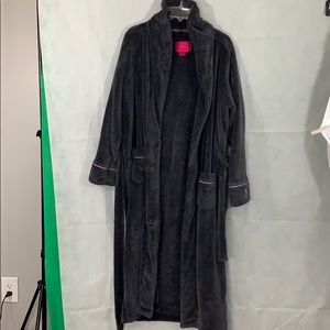Victoria Secret size M full length fluffy robe